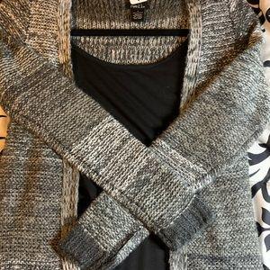 Sweaters - Long fly away cardigan